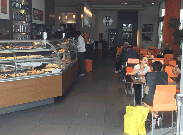 Pasticceria Caffe La Scala